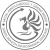 Groundwork Wales Green Dragon Environmental Award Logo